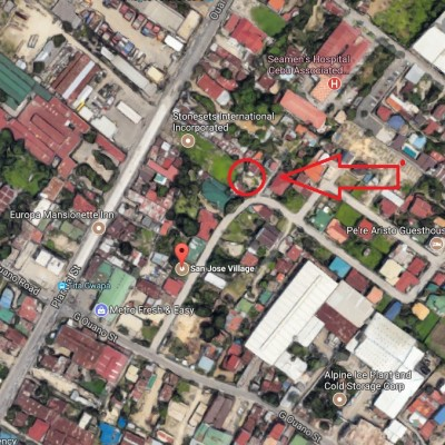 Vacant Lot – San Jose Village Opao Mandaue City