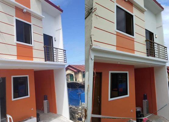 Adamah Homes North Subdivision Consolacion   Global One Realty